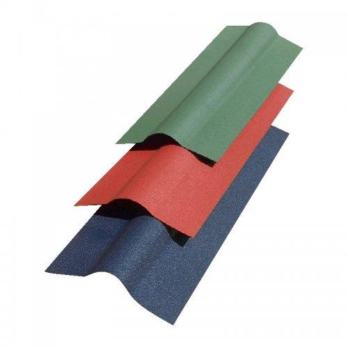 Коньковый элемент ONDULINE Смарт 1000 мм зеленый