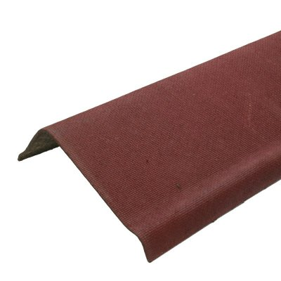 Щипцовый элемент ONDULINE Смарт 1100 мм красный