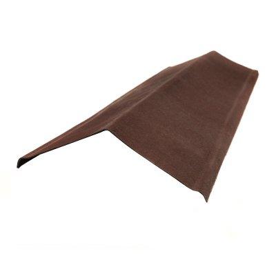 Щипцовый элемент ONDULINE Смарт 1100 мм коричневый