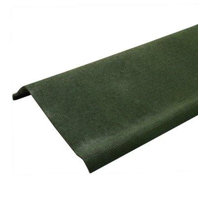 Щипцовый элемент ONDULINE Смарт 1100 мм зеленый