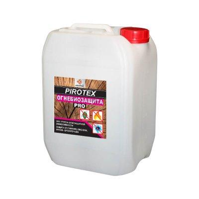 Огнебиозащита Ивитек Пиротекс Pro 1 группа малиновый индикатор (10 л)