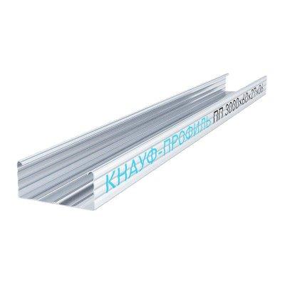 Профиль потолочный ПП 60x27 КНАУФ 0,6 мм, 3 м