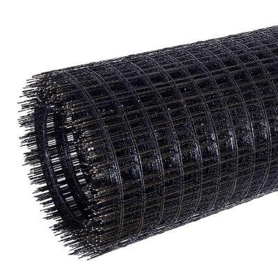 Сетка кладочная/штукатурная, базальтовая, 25х25мм, рулон 1х50м