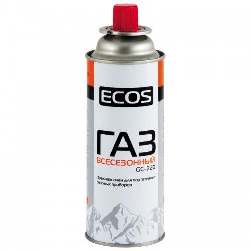Баллон с газом бутан-пропан 400 мл/220 гр (аэрозольный)