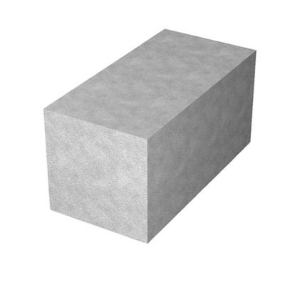 Блок щебнебетонный полнотелый 400х200х200