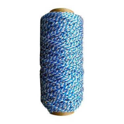 Нить капроновая (полиамидная) крученая 148 текс цветная (100м)
