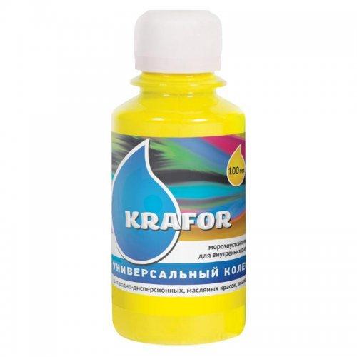 Колер универсальный №1 Лимонный 100мл Krafor