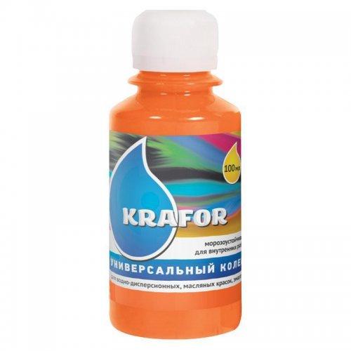 Колер универсальный №23 Карамель 100мл Krafor
