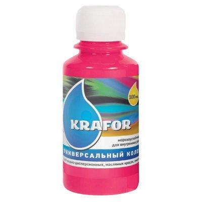 Колер универсальный №10 Фуксия 100мл Krafor