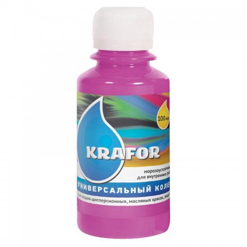 Колер универсальный №11 Сиреневый 100мл Krafor