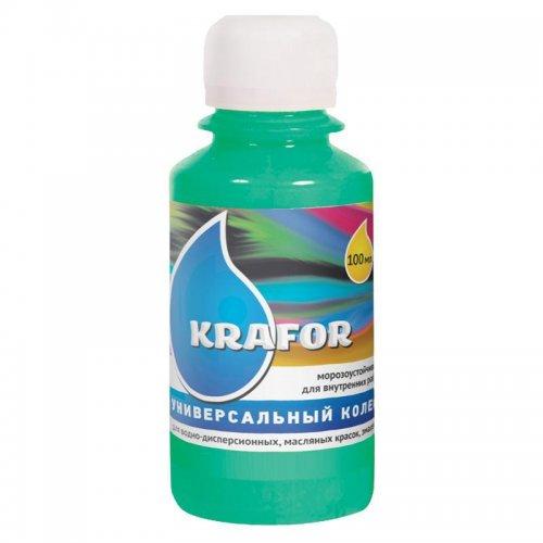 Колер универсальный №14 Изумруд 100мл Krafor