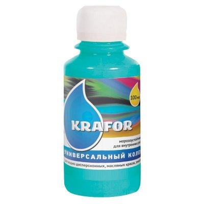 Колер универсальный №15 Морская волна 100мл Krafor