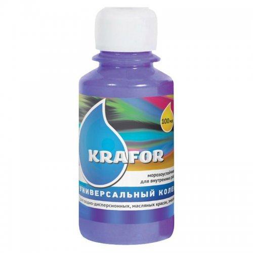 Колер универсальный №20 Фиолетовый 100мл Krafor