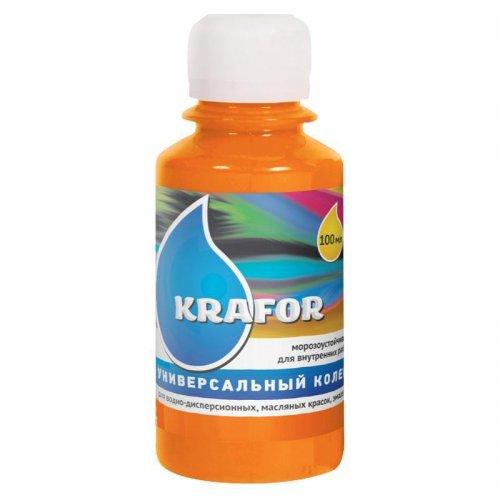 Колер универсальный №26 Апельсин 100мл Krafor