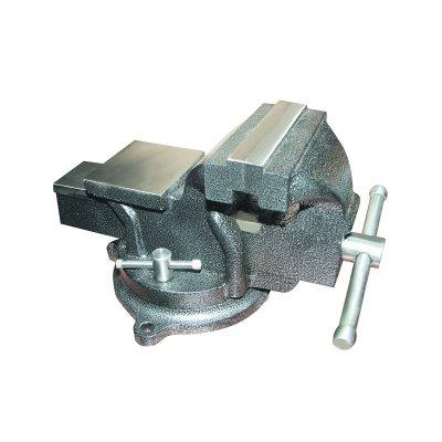 Тиски слесарные Biber Профи поворотные 125 мм