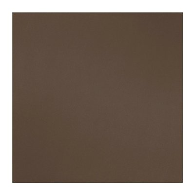 Керамогранит 600х600х10 мм УГ UF006 моноколор матовый шоколад