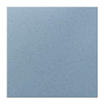 Керамогранит 300х300х8 мм УГ 116 матовый голубой