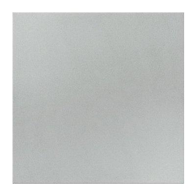 Керамогранит 600х600х10 мм УГ UF002 моноколор матовый светло-серый