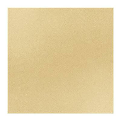 Керамогранит 600х600х10 мм УГ UF011 моноколор матовый желтый