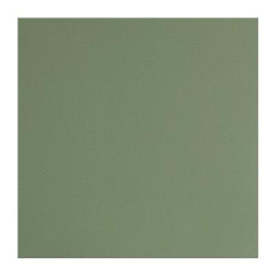 Керамогранит 600х600х10 мм УГ UF007 моноколор матовый зеленый