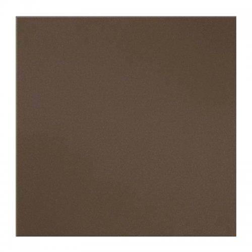 Керамогранит 600х600х10 мм УГ UF006 моноколор полированный шоколад