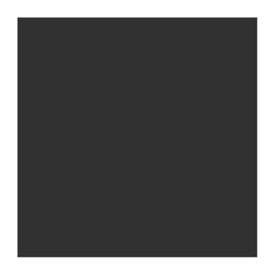Керамогранит 400х400х8 мм ШП Моноколор матовый глазурованный черный