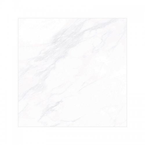 Керамогранит 600х600х10 мм УГ Гранитея G281 Пайер матовый белый