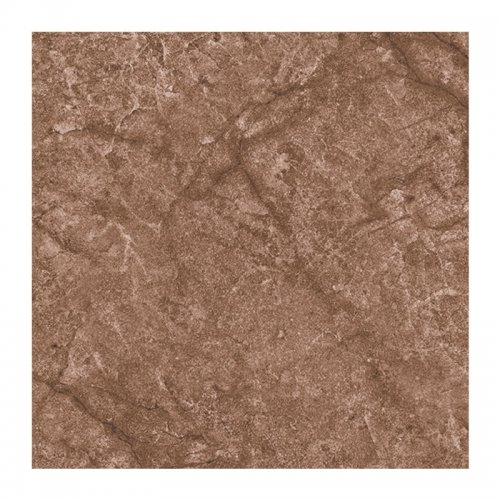 Плитка напольная 327х327х8 мм ВКЗ Альпы коричневая