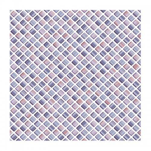 Плитка напольная 327х327х8 мм Axima Сиена синяя