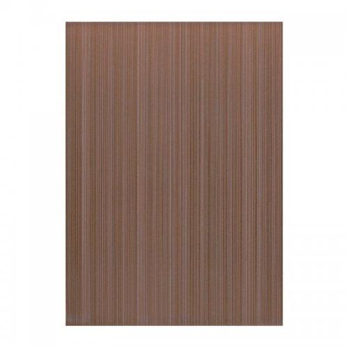 Плитка настенная 250х350х8 мм Березакерамика Ретро коричневая