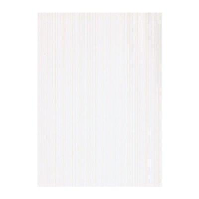 Плитка настенная 250х350х8 мм Березакерамика Ретро белая