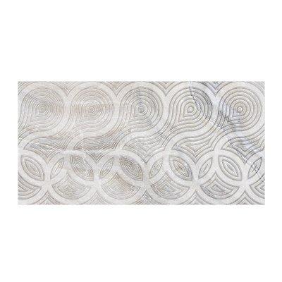 Декор 600х300х8 мм Березакерамика Камелот глазурованный