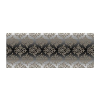 Плитка настенная 500х200х8 мм Березакерамика Бристоль черная