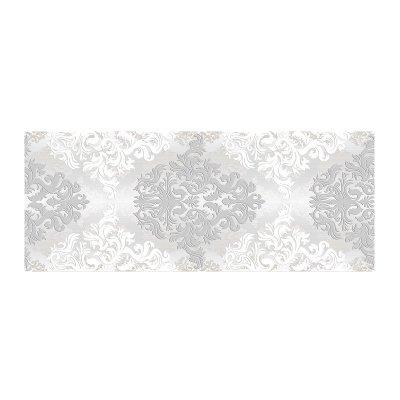 Декор 500х200х8 мм Березакерамика Бристоль светло-серый