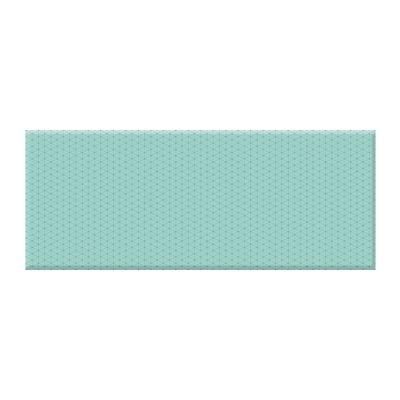 Плитка настенная 500х200х9,5 мм КЕРАМИН Концепт 2Т бирюзовая
