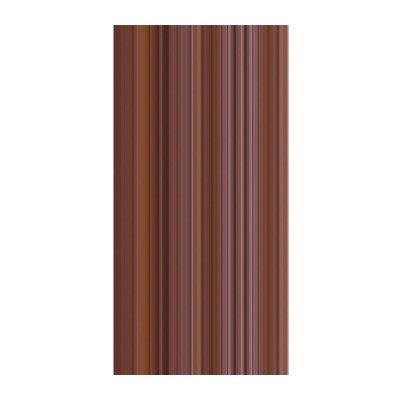 Плитка настенная 200х400х8 мм НЕФРИТ Эскадо коричневая