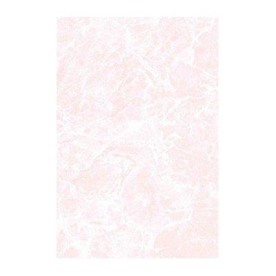 Плитка настенная 200х300х7 мм БКСМ Мрамор светло-розовая