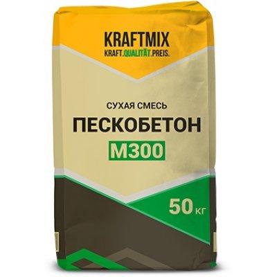 Пескобетон М-300 ГОСТ (50кг)
