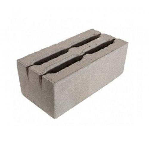Блок 4-х Пустотный Бетонный Стеновой 390х190х188