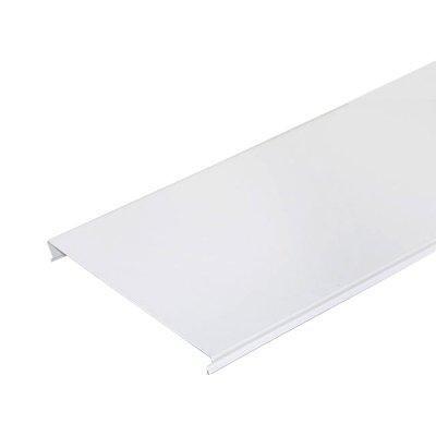 Рейка потолочная Cesal бесщелевого типа S-150 150х4000 мм, белый