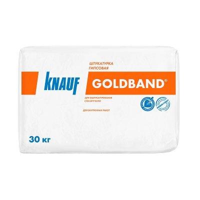 Штукатурка Кнауф Голдбанд (Knauf Goldband) 30 кг