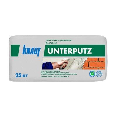 Штукатурка фасадная Кнауф Унтерпутц (Knauf Unterputz) 25 кг