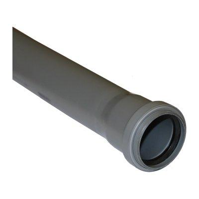 Труба канализационная внутр. VALFEX d=50х1,8х500 мм