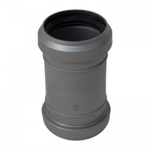 Муфта внутренняя двухраструбная соединительная d=110 мм