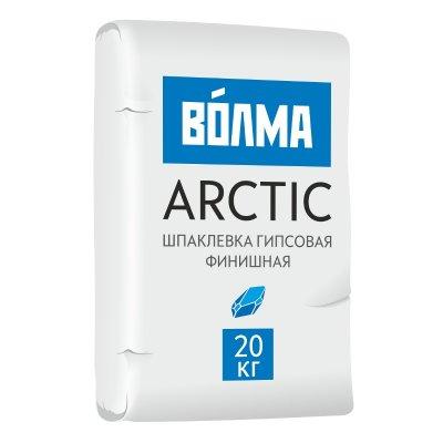Шпаклевка гипсовая Волма Арктик 20 кг