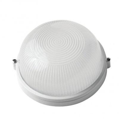 Светильник влагозащищенный Round WP 60 00 01 круг/бел 60Вт