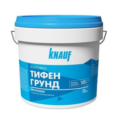 Грунтовка Knauf Тифенгрунд универсальная глубокого проникн. (10 кг)