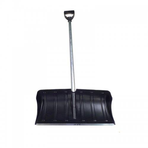 Лопата-движок 600х300мм с алюминиевым черенком и V-ручкой