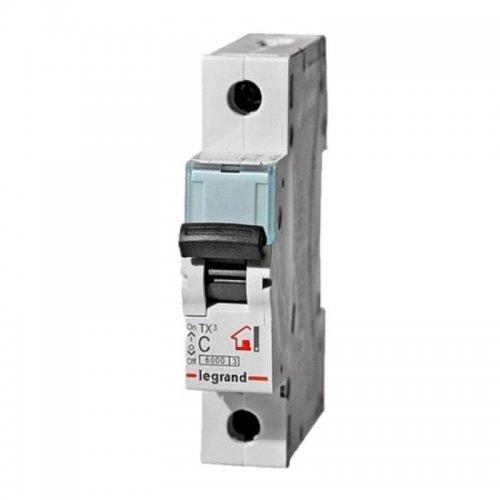 Автоматический выключатель TX3 6кА, С 32А, 1П