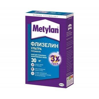 Клей для обоев Metylan (Метилан) Флизелин Ультра Премиум (250 г)
